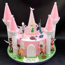 Disney Fairy Castle Cake Aberdeen
