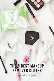 did you know that removing makeup is a crucial step before washing your face with a cleanser for the most part cleansers don t remove 100 of your