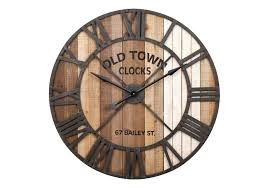 old wooden clock wooden clock round shape old wooden clock radio iphone