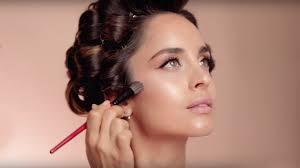 victoria s secret fashion show 2018 makeup hair