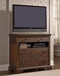 Media Chest Bedroom Trisha Yearwood Home Stillwater Media Chest With 4 Drawers By