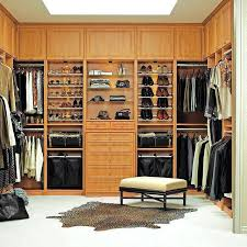 california closets small walk in closet closet closet closets walk in maple finish