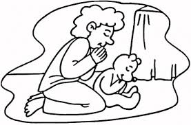 Small Picture Best Photos of Girl Praying Coloring Page Printable Coloring