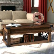 white clad lift top coffee table white clad lift top coffee table loon peak fusillade lift