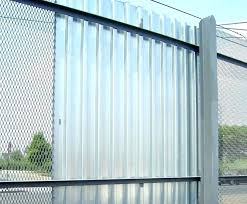 corrugated metal fence cost panels spectacular ideas m corrugated fence panels metal iron sheet