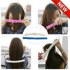 2pcsset diy professional bangs hair