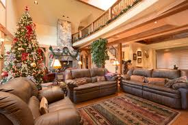 clio california craftsman living room. Sitting Proudly On Grizzly Ranch\u0027s 18th Hole Fairway; This 5 Bedroom, 6  Bath Estate Greets Visitors With A Noble Entrance Into The Large, Open Great Room Clio California Craftsman Living