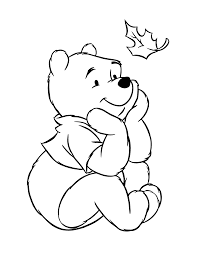 Free Printable Winnie The Pooh Coloring