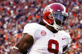 Bo Scarbrough NFL draft profile