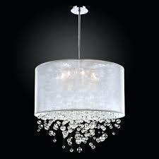 drum shade chandelier bubble chandelier drum shade chandelier silhouette diy drum shade over chandelier drum shade