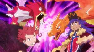 Xem Phim Pokemon phần 25 tập 12 vietsub - Daimax Battle! Dande The Greatest  of Them All!! Trận đấu Daimax! Dande người mạnh nhất vietsub - Tập Mới Nè