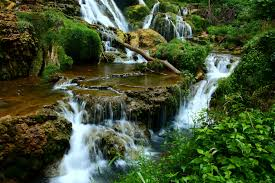 landscape free waterfalls forest landscape waterfalls free nature pictures by