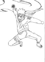 Naruton Coloring Page Xmoe Me And Sasuke Pages Online
