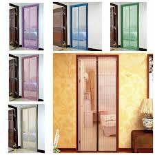 6 styles mosquito door net mesh curtain bug pet patio hands free magnetic closer anti mosquito bug fly curtain ffa471 easy mosquito net mosquito lantern