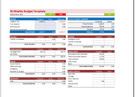 Printable Weekly Household Budget Planner Download Them Or Print