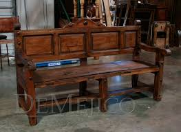 Antique Wooden Bench Image And Candle Victimist Antique Wooden Bench D53
