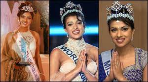 20 years of Miss World Priyanka Chopra: From giving wrong answer to  wardrobe malfunction; her journey at 2000 pageant