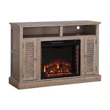 boston loft furnishings farrell electric fireplace tv stand