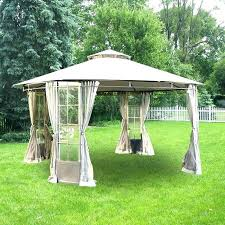 gazebo canopy details about garden