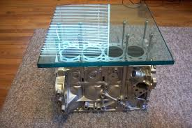 engine block coffee table page