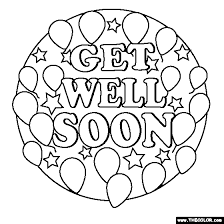 Small Picture free coloring pages get well soon Google Search Coloring Pages
