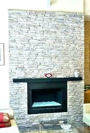 stone veneer fireplace cost stone veneer panels