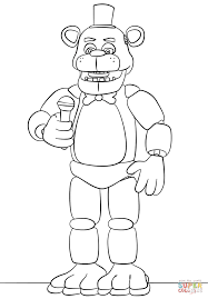 Coloring Pages Fnaf World Coloring Pages To Printfnaf Print Freddy