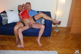 Jim Slip Cathy Horny Senior Penetrating Her Tight Slutty British.