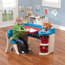 ... Kids desk, Studio Art Desk Guidecraft Deluxe Art Center Art Desk For  Kids: New ...