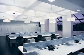 workspace lighting. computerised offices in general can be the most problematic due to glare on computer screens if illuminations levels are too high room workspace lighting