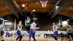 Página de apoio à equipa sénior de basquetebol masculino do sporting clube de portugal Classico Na Taca De Portugal Leonino