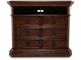 San Mateo Bedroom Furniture Pulaski San Mateo Media Chest Mathis Brothers Furniture