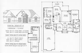 story house plans two ireland bonus room living areas bedroom square feet detached garage wrap around