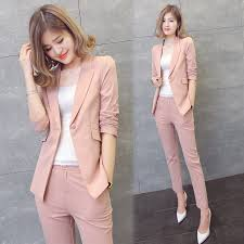 Chiffon small suit female short section 2019 spring and <b>autumn new</b> ...