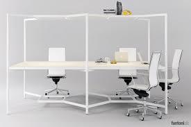 fantoni office furniture. fantoni uk the hub desk office furniture