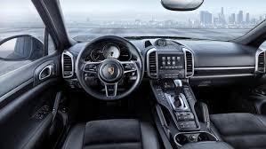 New Porsche Cayenne Platinum Edition