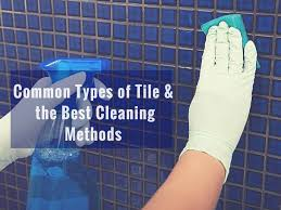 common types of tile and the best