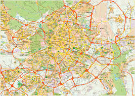 madrid map vector  order and download madrid map vector made for