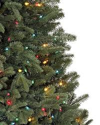Holiday Time Artificial Christmas Trees PreLit 75u0027 Flocked Sale On Artificial Prelit Christmas Trees