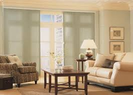 furniture wonderful sliding glass door treatments 3 bb gliding vertical honeycomb shades 2 modern sliding glass