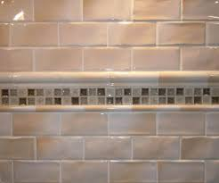 wavy subway tile design