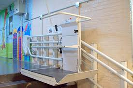 Commercial Wheelchair Lift Wheelchair Lifts for Buildings