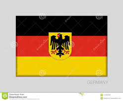 germany coat of arm 2. Contemporary Arm Download Germany Flag With Coat Of Arms National Ensign Aspect Ratio 2 T  Stock Vector For Arm O
