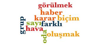 Wörter 241 Bis 250 Der 1000 Häufigsten Wörter Der Türkischen