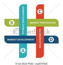 Marketing Color Chart Marketing Management Matrix