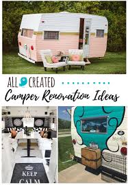 10 diy camper renovation ideas turn your backyard into a guest suite