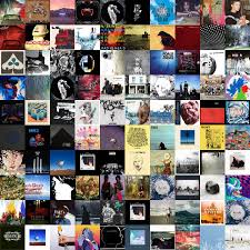 I Joined Last Fm Two Years Ago Today 10x10 Chart Of What