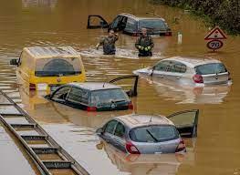 German Floods Kill at Least 133, Search ...