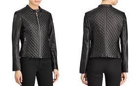 Ralph Lauren Quilted | Bloomingdale's & Lauren Ralph Lauren Quilted Leather Jacket - Bloomingdale's_2 Adamdwight.com
