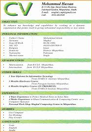 5 How To Make Cv For Teaching Job Essay Checklist